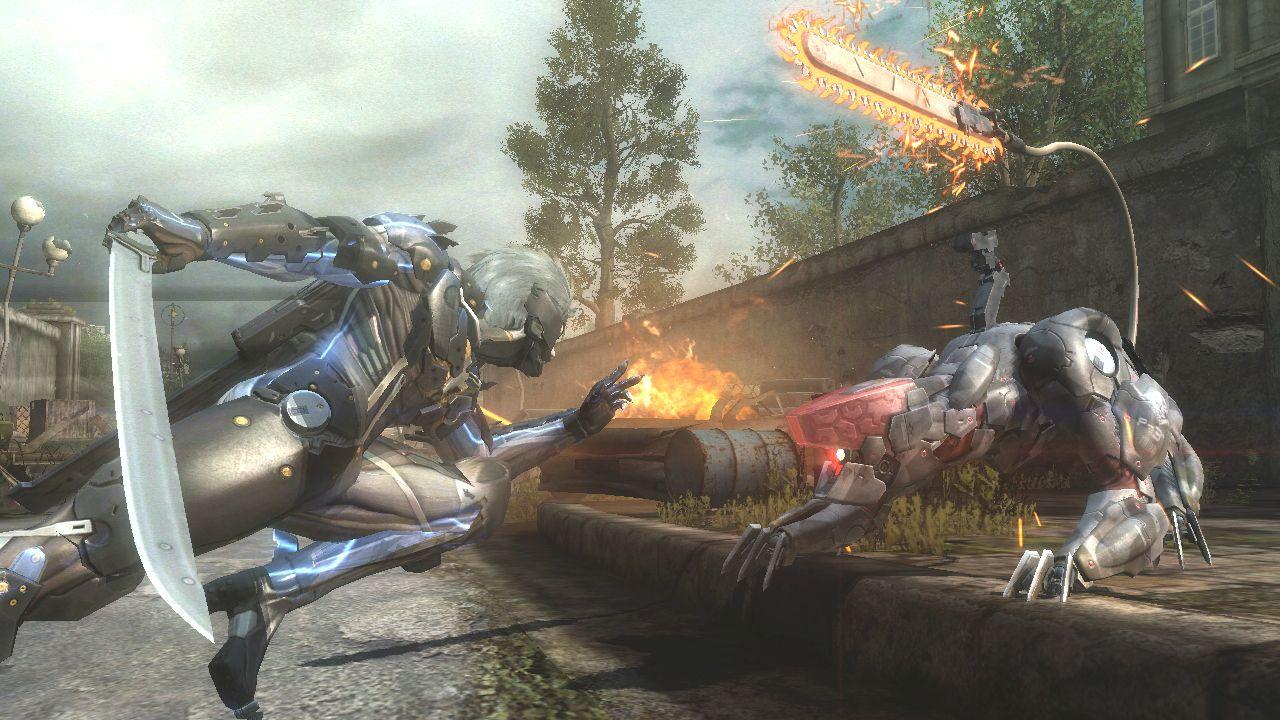 Nové obrázky z Metal Gear Rising: Revengeance 69734