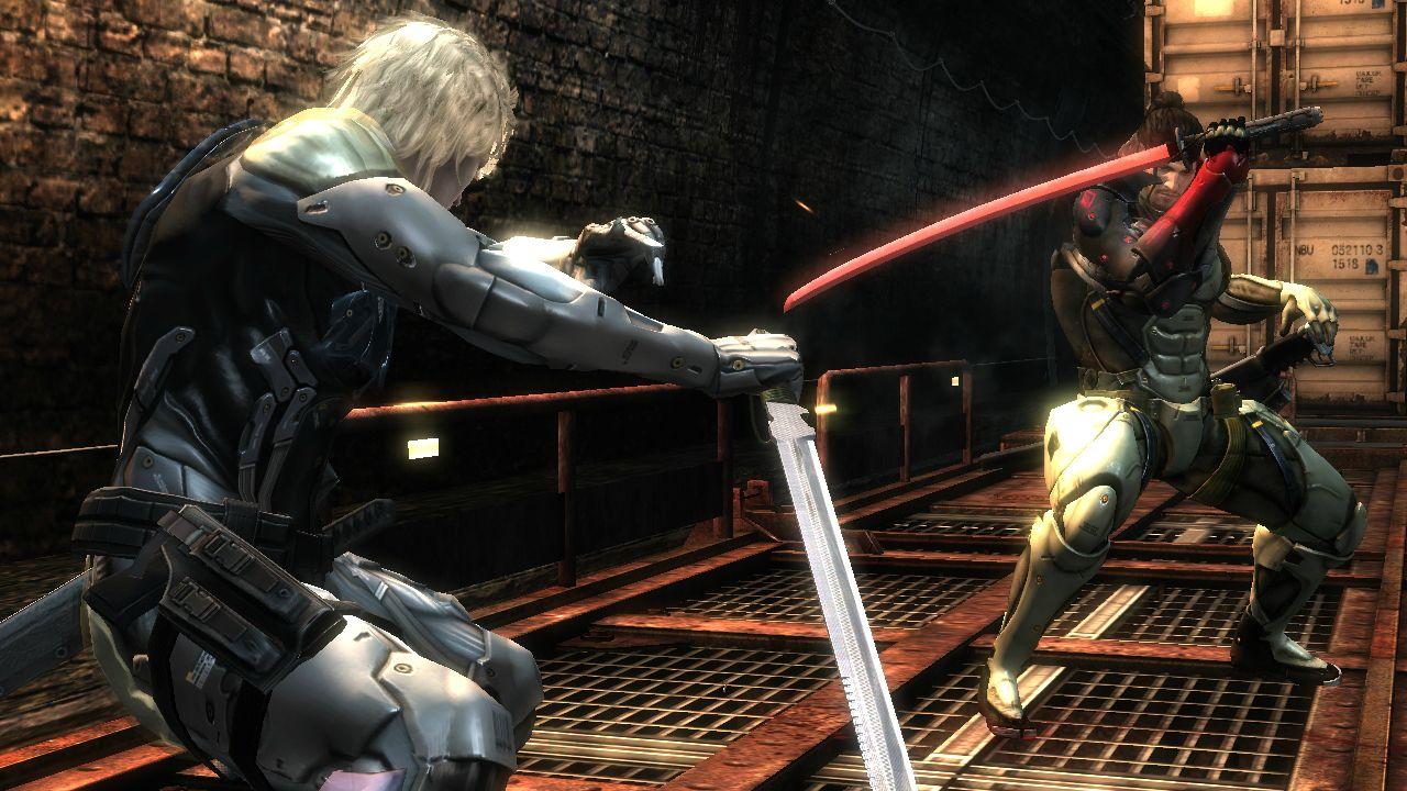 Nové obrázky z Metal Gear Rising: Revengeance 69735