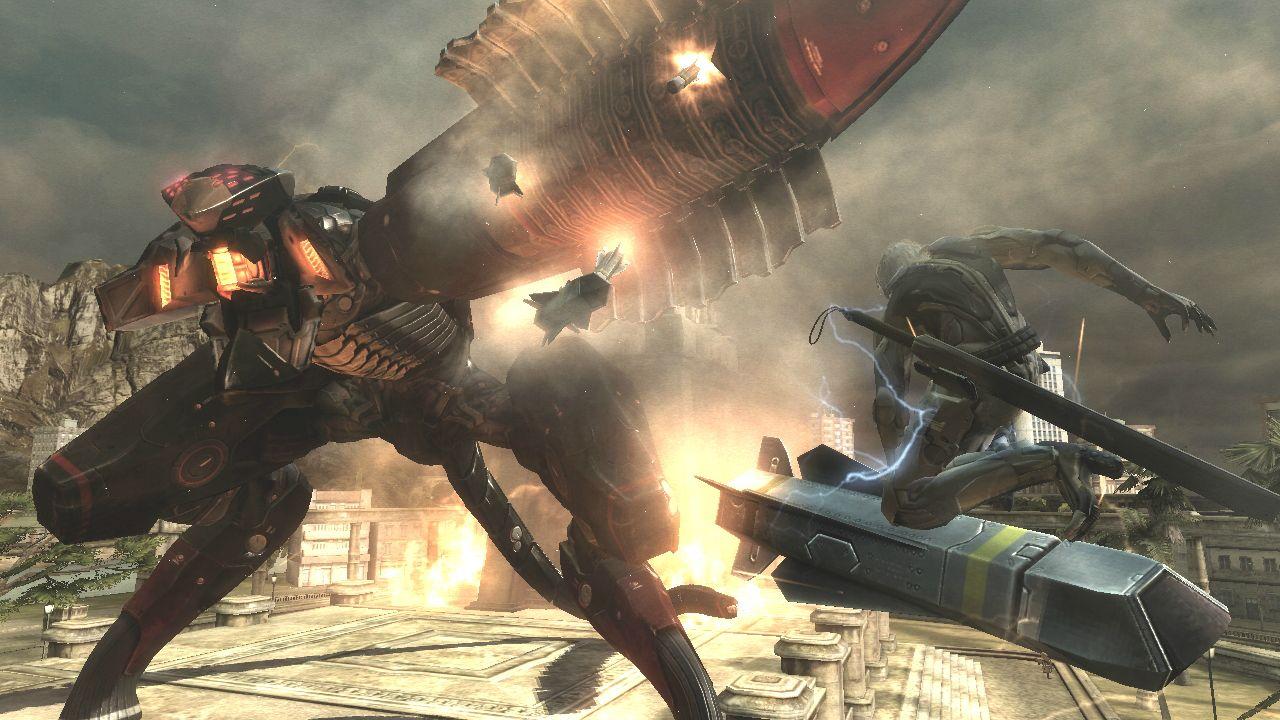 Nové obrázky z Metal Gear Rising: Revengeance 69736