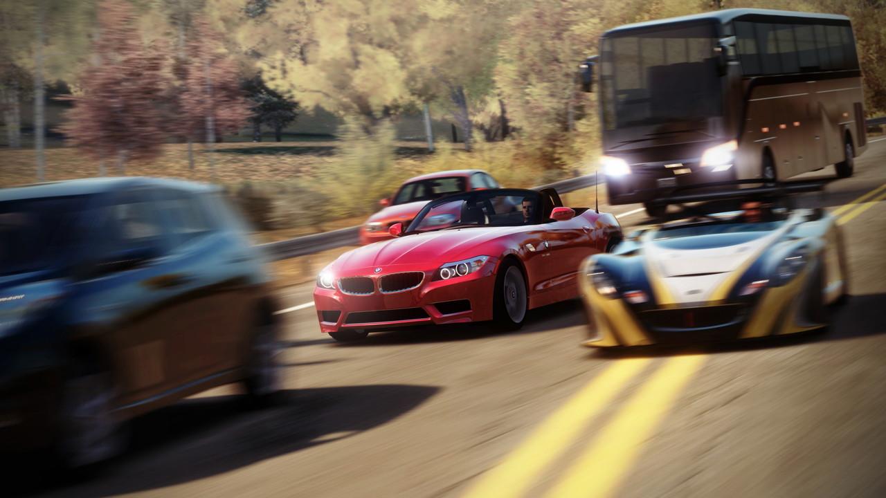 Screenshoty z Forza Horizon 69739