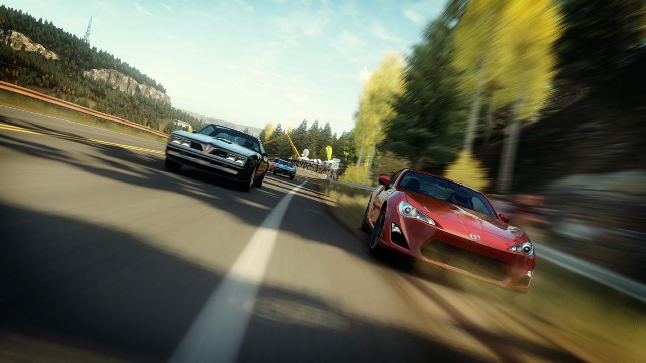 Screenshoty z Forza Horizon 69741