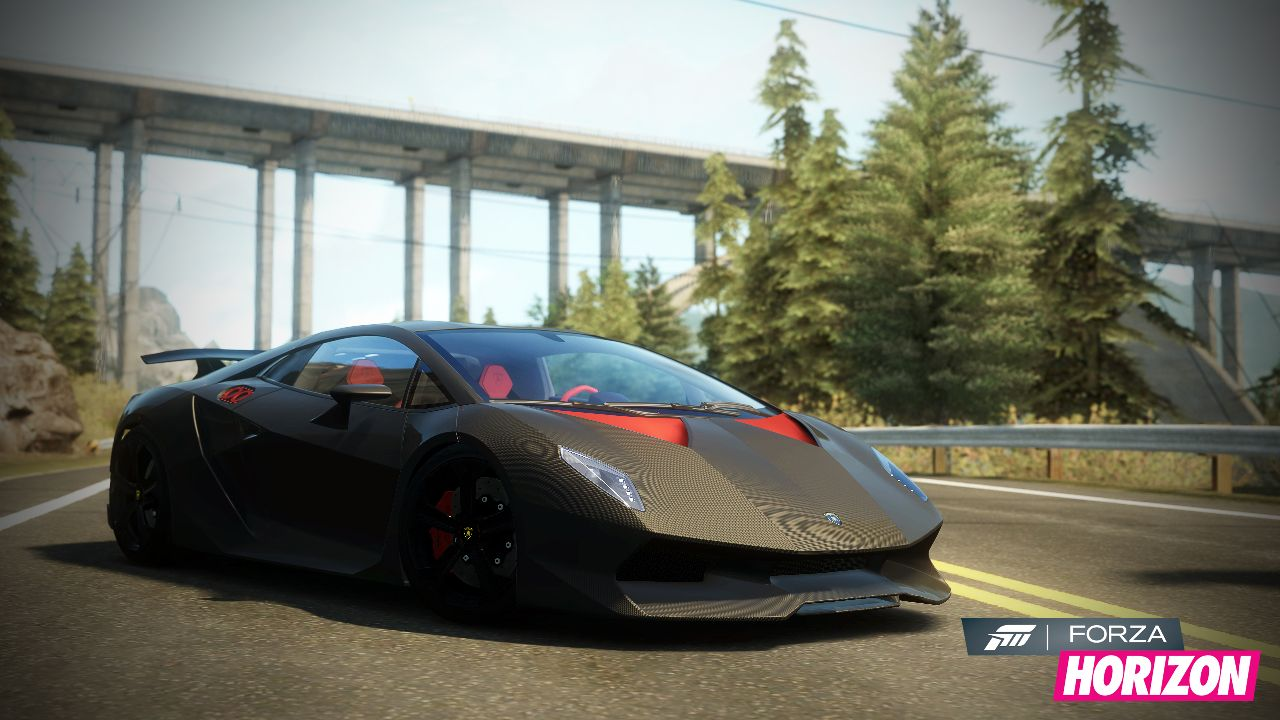 Screenshoty z Forza Horizon 69748