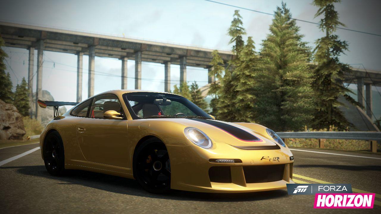 Screenshoty z Forza Horizon 69749