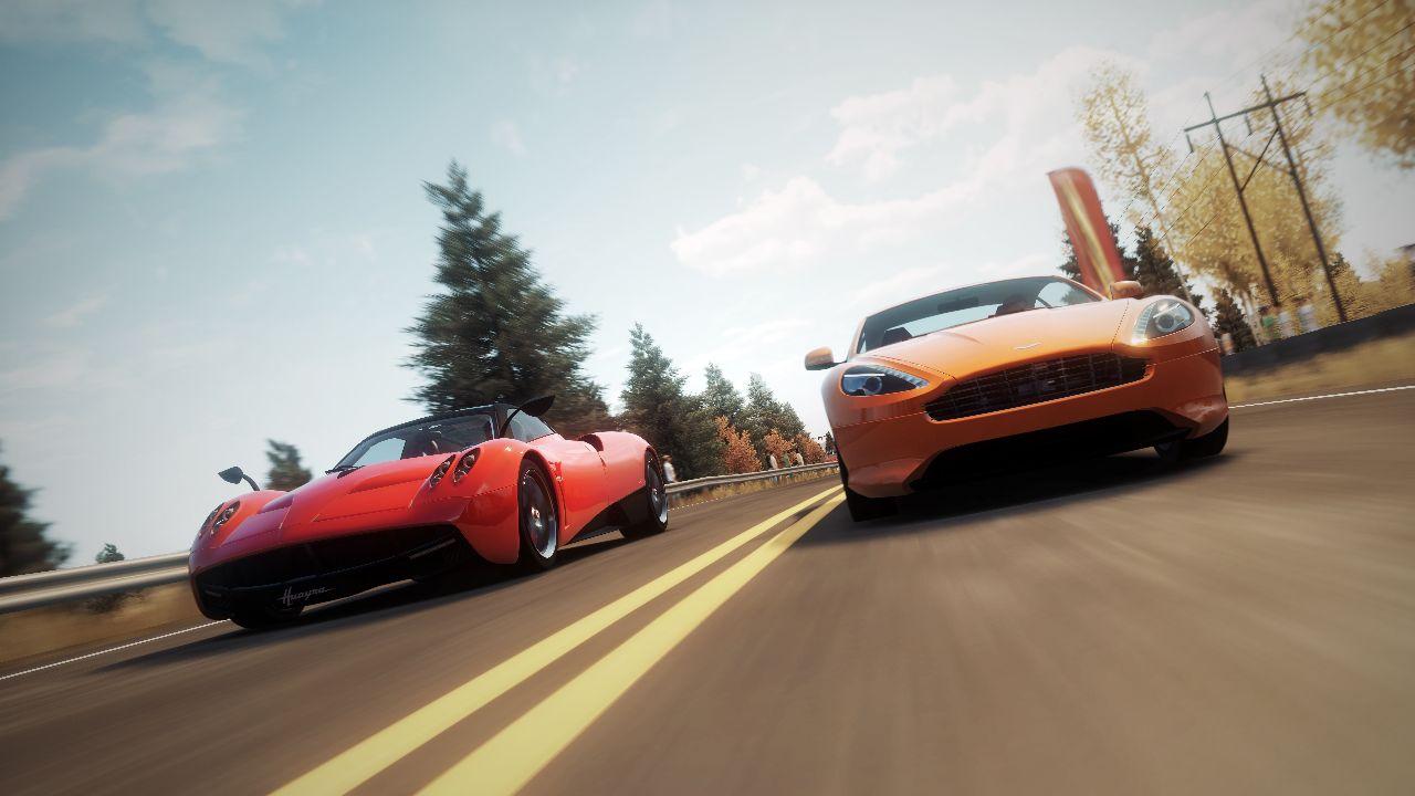 Screenshoty z Forza Horizon 69752