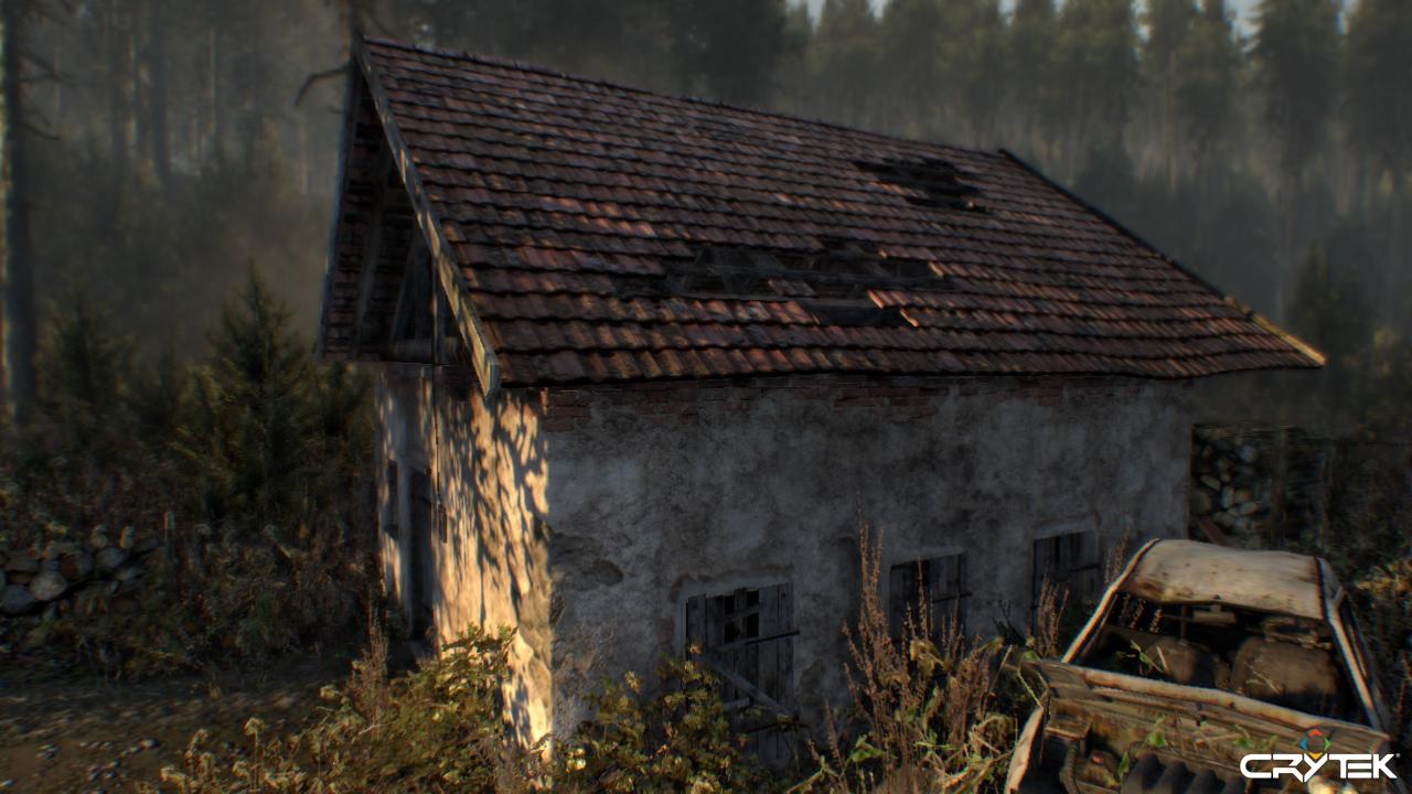 Tvůrci Crysis odhalili artworky ze zrušené hry 69755