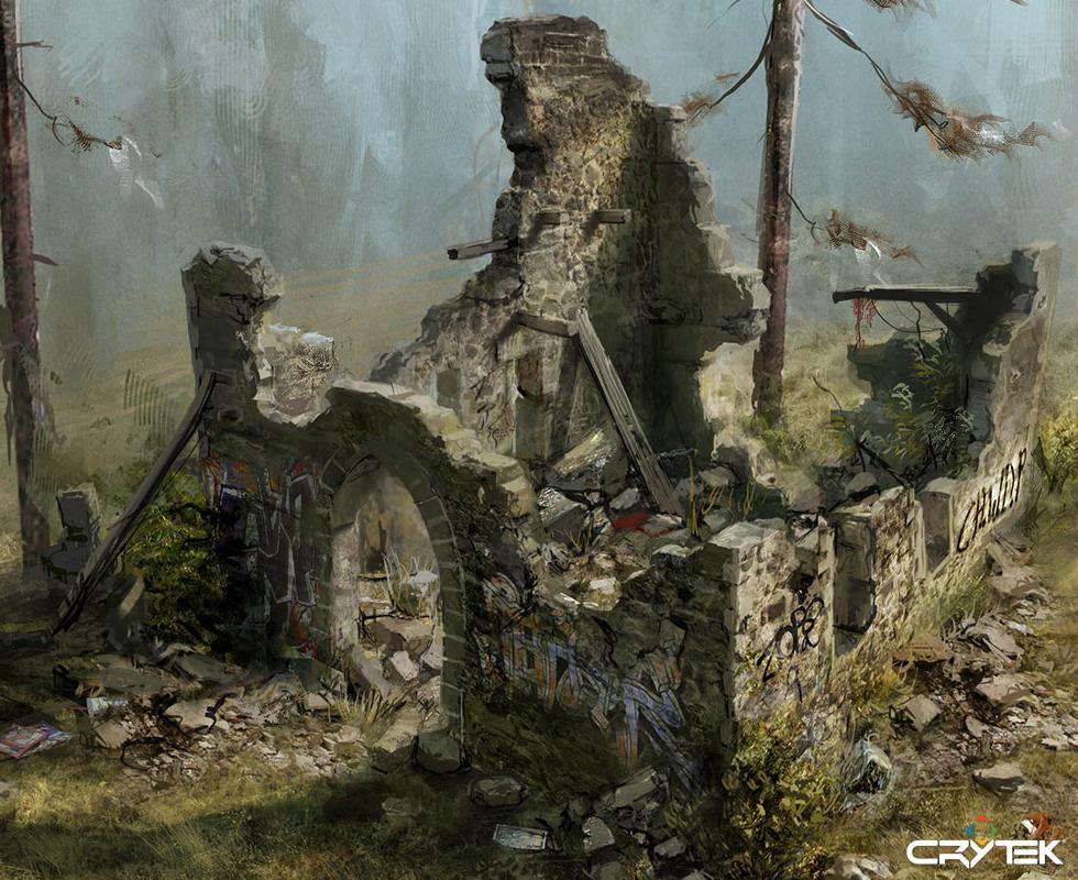 Tvůrci Crysis odhalili artworky ze zrušené hry 69756