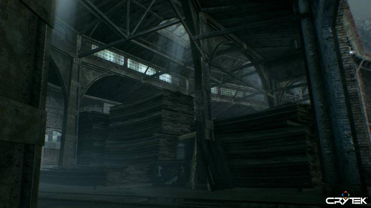 Tvůrci Crysis odhalili artworky ze zrušené hry 69763