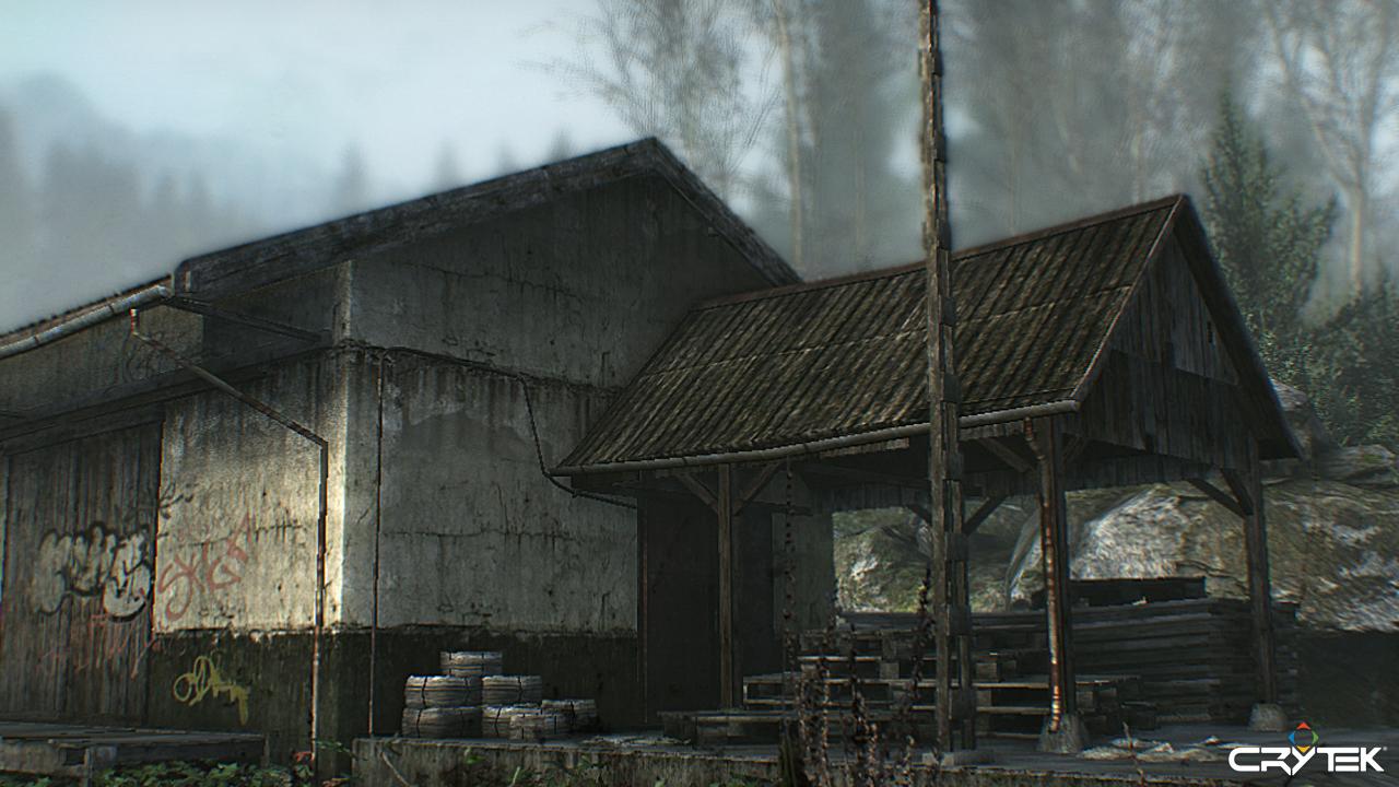 Tvůrci Crysis odhalili artworky ze zrušené hry 69766