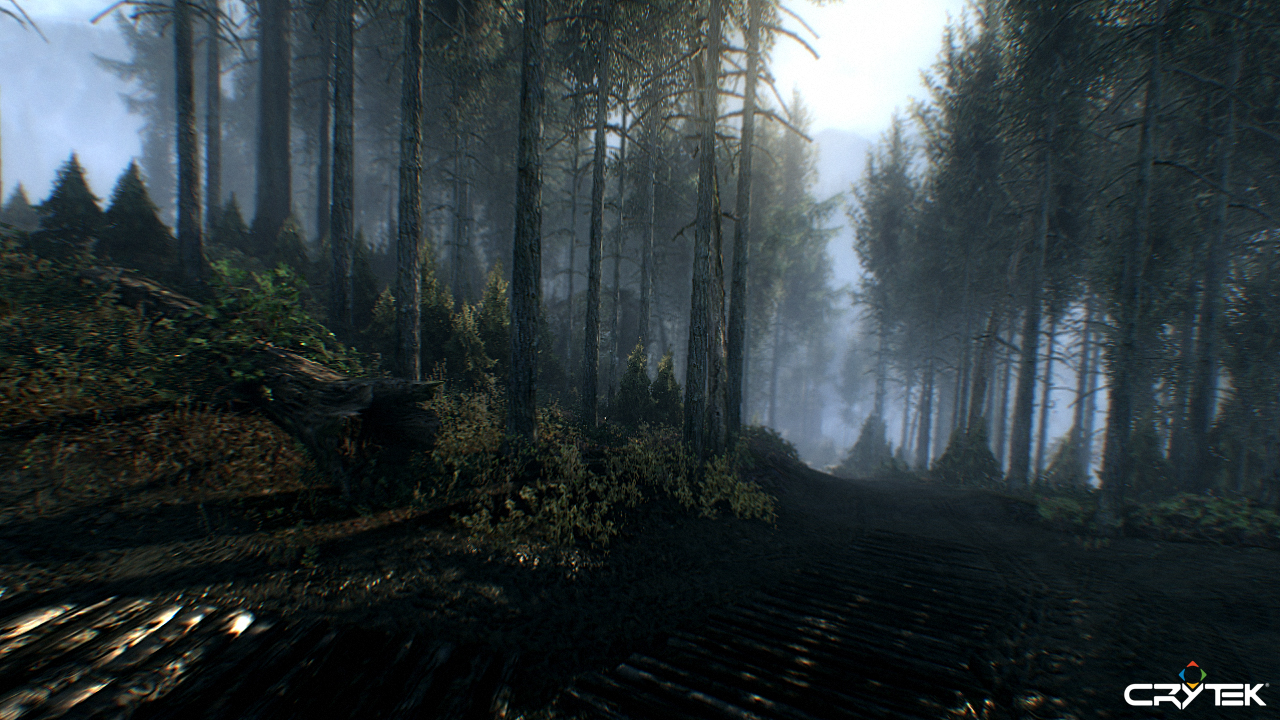 Tvůrci Crysis odhalili artworky ze zrušené hry 69769