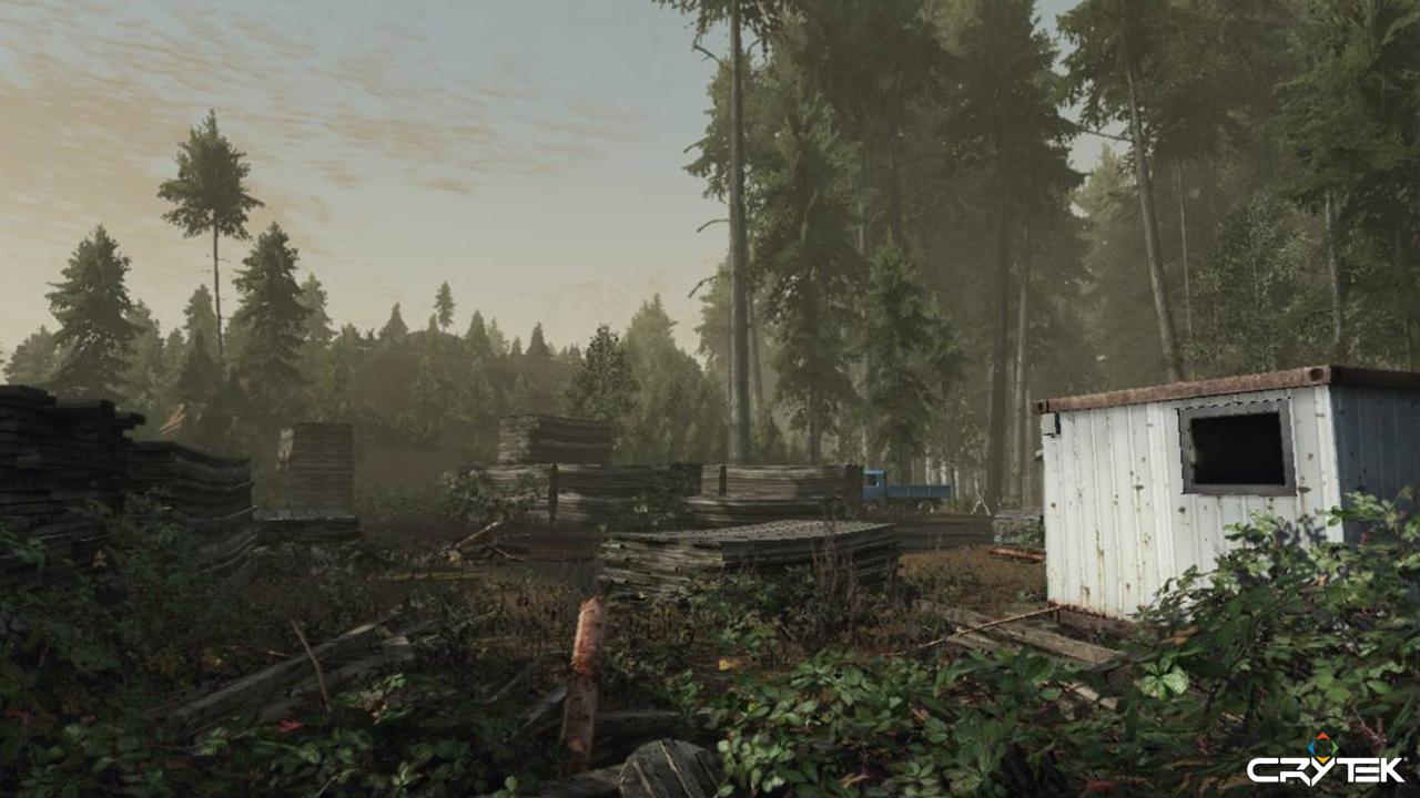 Tvůrci Crysis odhalili artworky ze zrušené hry 69774
