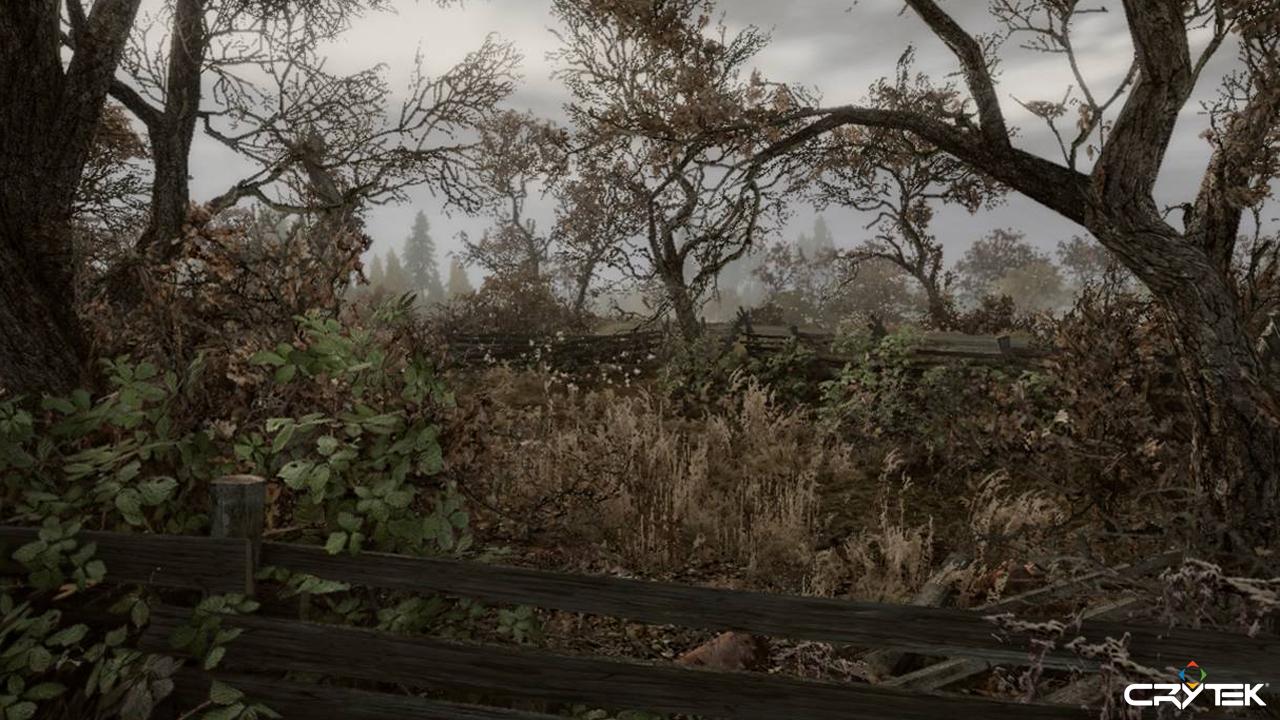 Tvůrci Crysis odhalili artworky ze zrušené hry 69781