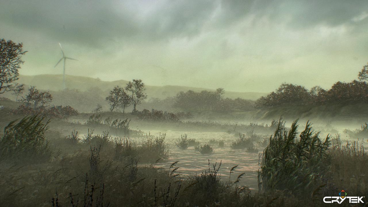 Tvůrci Crysis odhalili artworky ze zrušené hry 69785