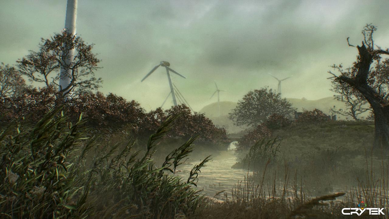 Tvůrci Crysis odhalili artworky ze zrušené hry 69786