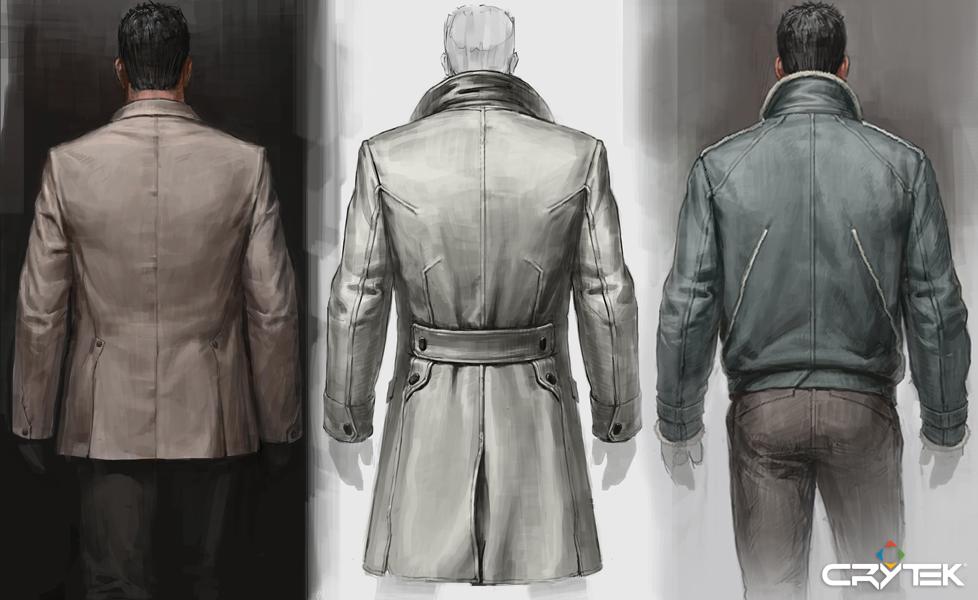 Tvůrci Crysis odhalili artworky ze zrušené hry 69792