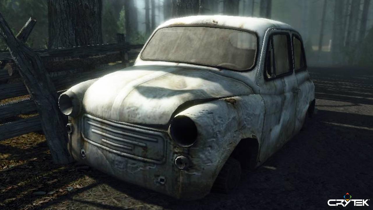 Tvůrci Crysis odhalili artworky ze zrušené hry 69803