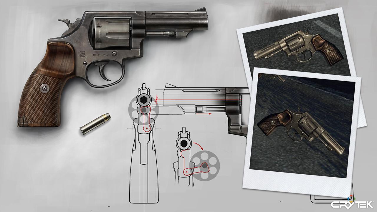 Tvůrci Crysis odhalili artworky ze zrušené hry 69809