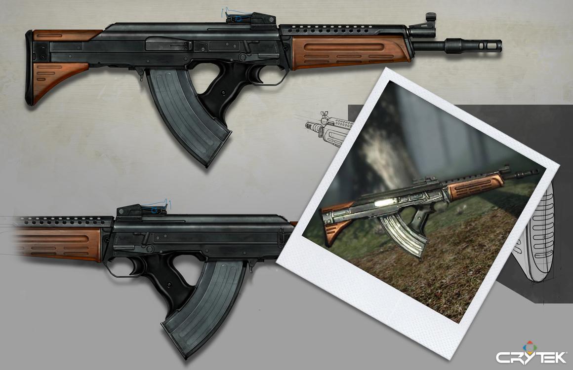 Tvůrci Crysis odhalili artworky ze zrušené hry 69813
