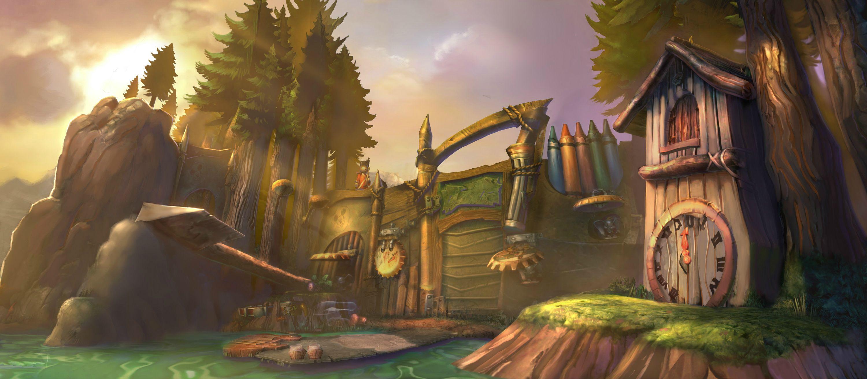Gameplay záběry z Epic Mickey 2 69845