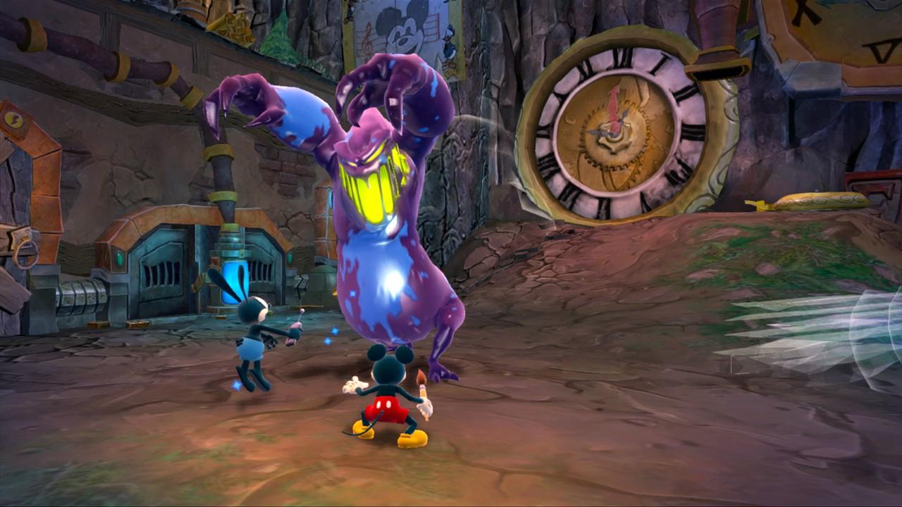Gameplay záběry z Epic Mickey 2 69846