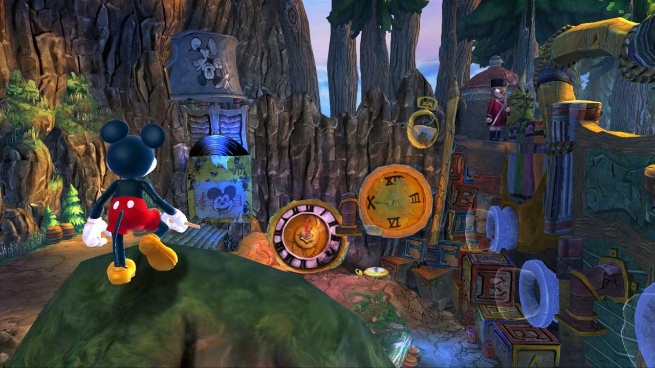 Gameplay záběry z Epic Mickey 2 69848