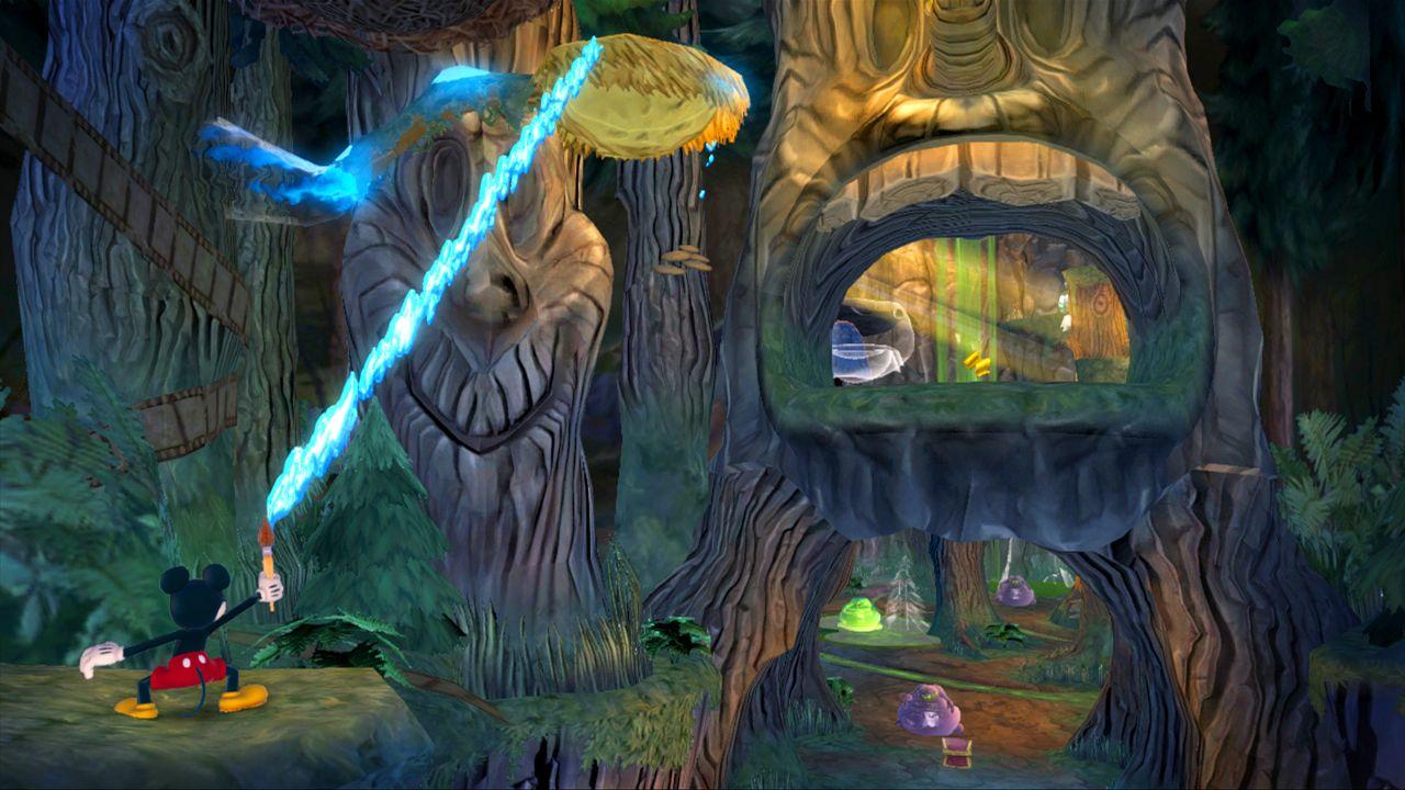 Gameplay záběry z Epic Mickey 2 69850