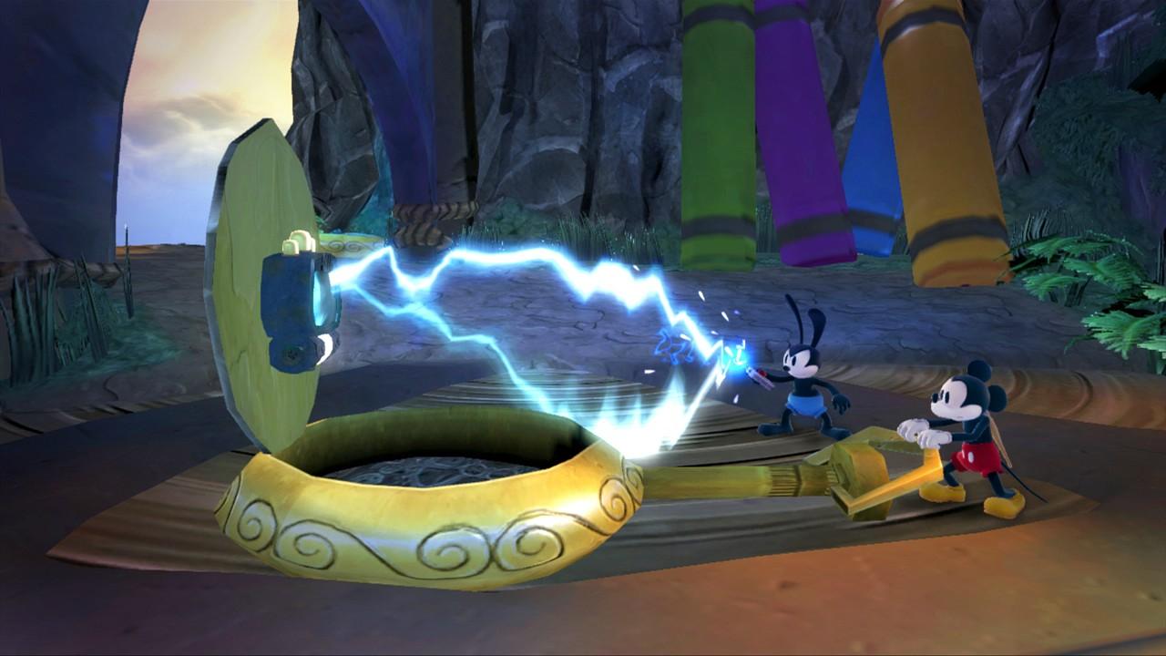 Gameplay záběry z Epic Mickey 2 69851