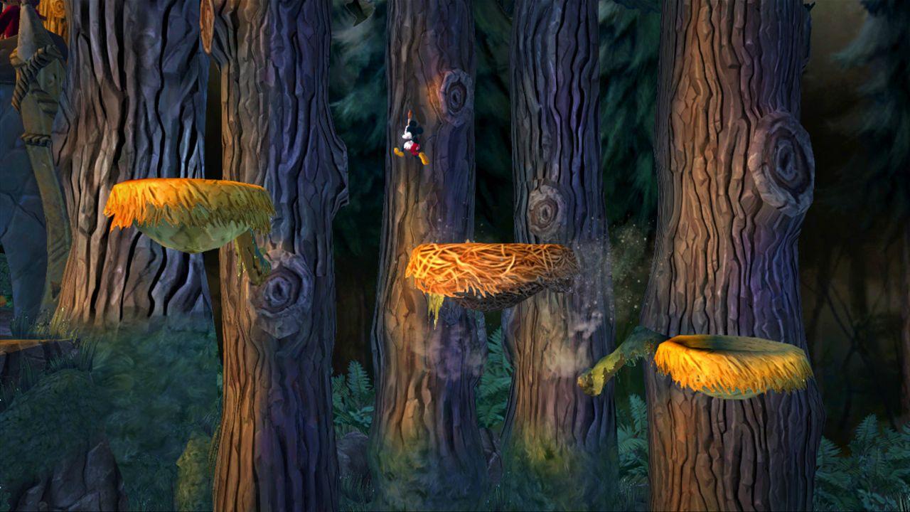 Gameplay záběry z Epic Mickey 2 69853