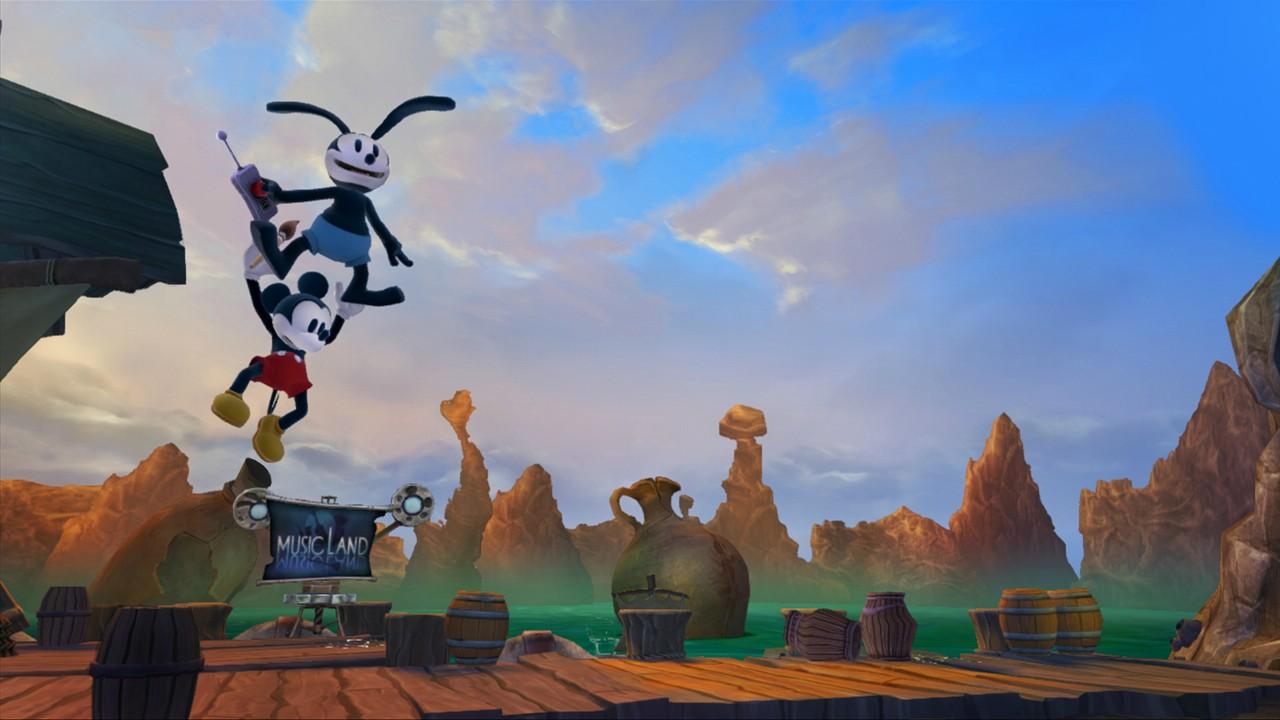 Gameplay záběry z Epic Mickey 2 69854