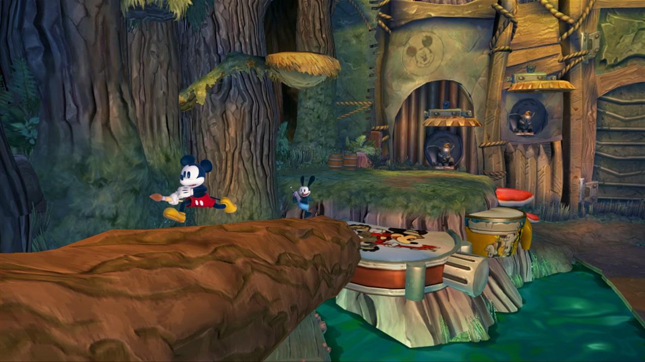 Gameplay záběry z Epic Mickey 2 69856