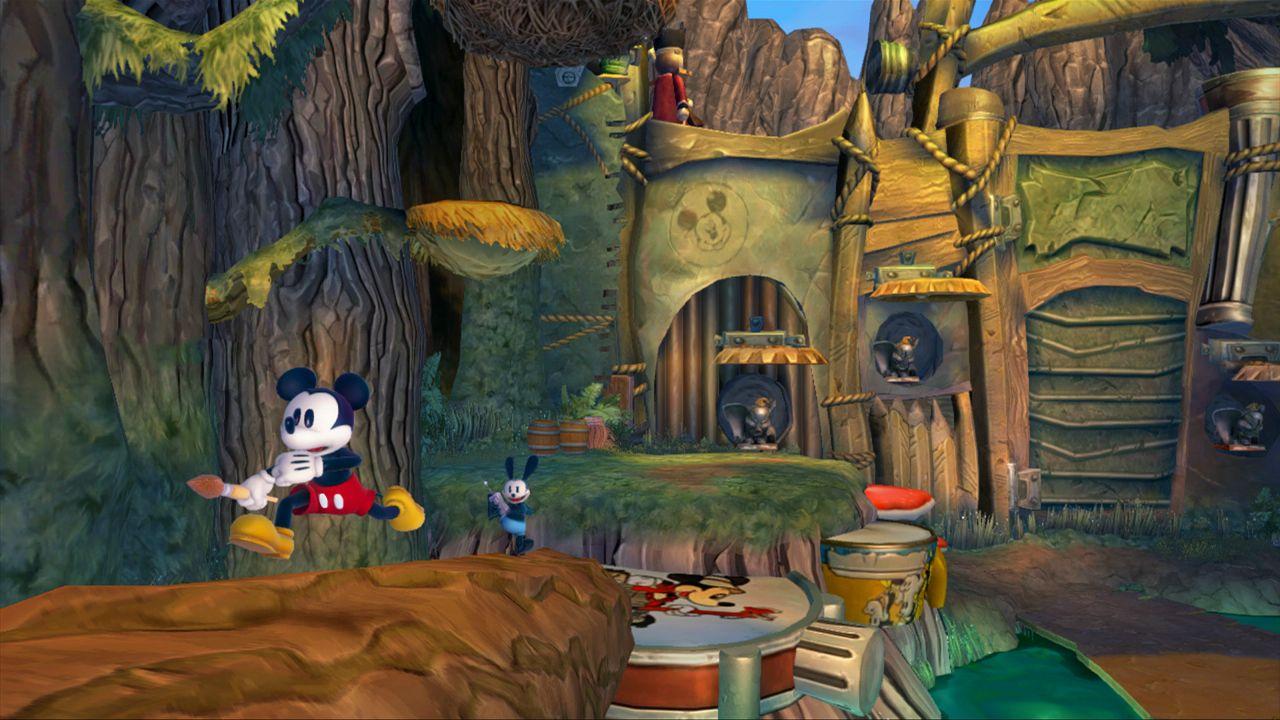 Gameplay záběry z Epic Mickey 2 69857