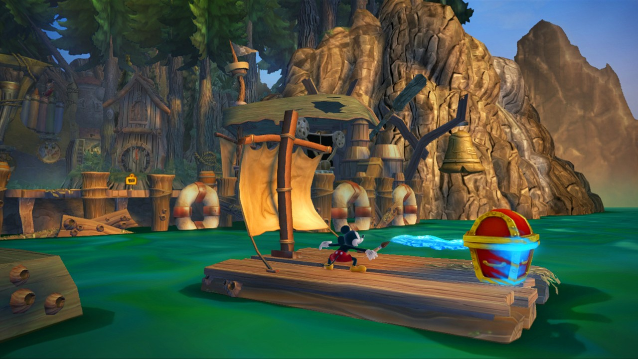 Gameplay záběry z Epic Mickey 2 69858