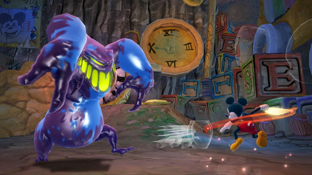 Gameplay záběry z Epic Mickey 2 69859
