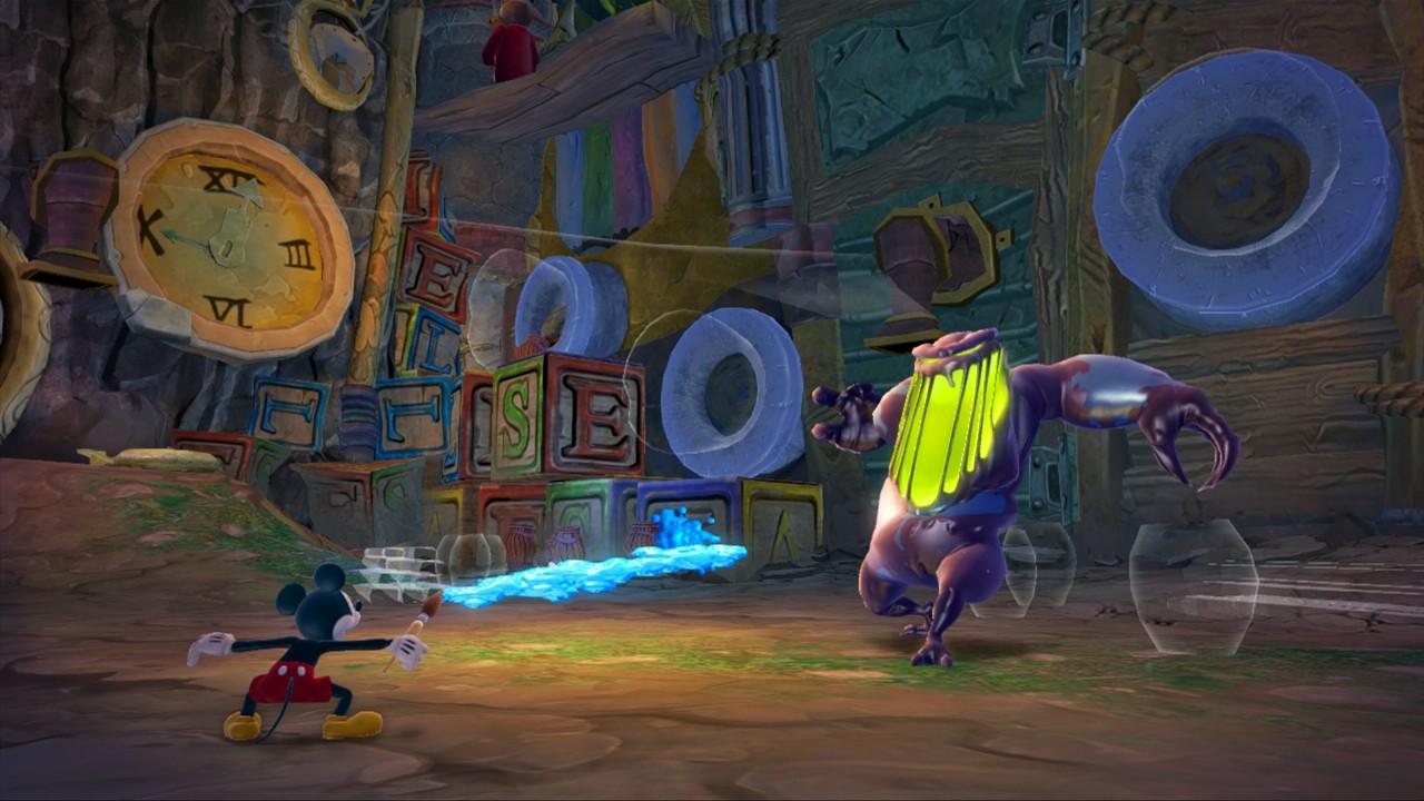Gameplay záběry z Epic Mickey 2 69860