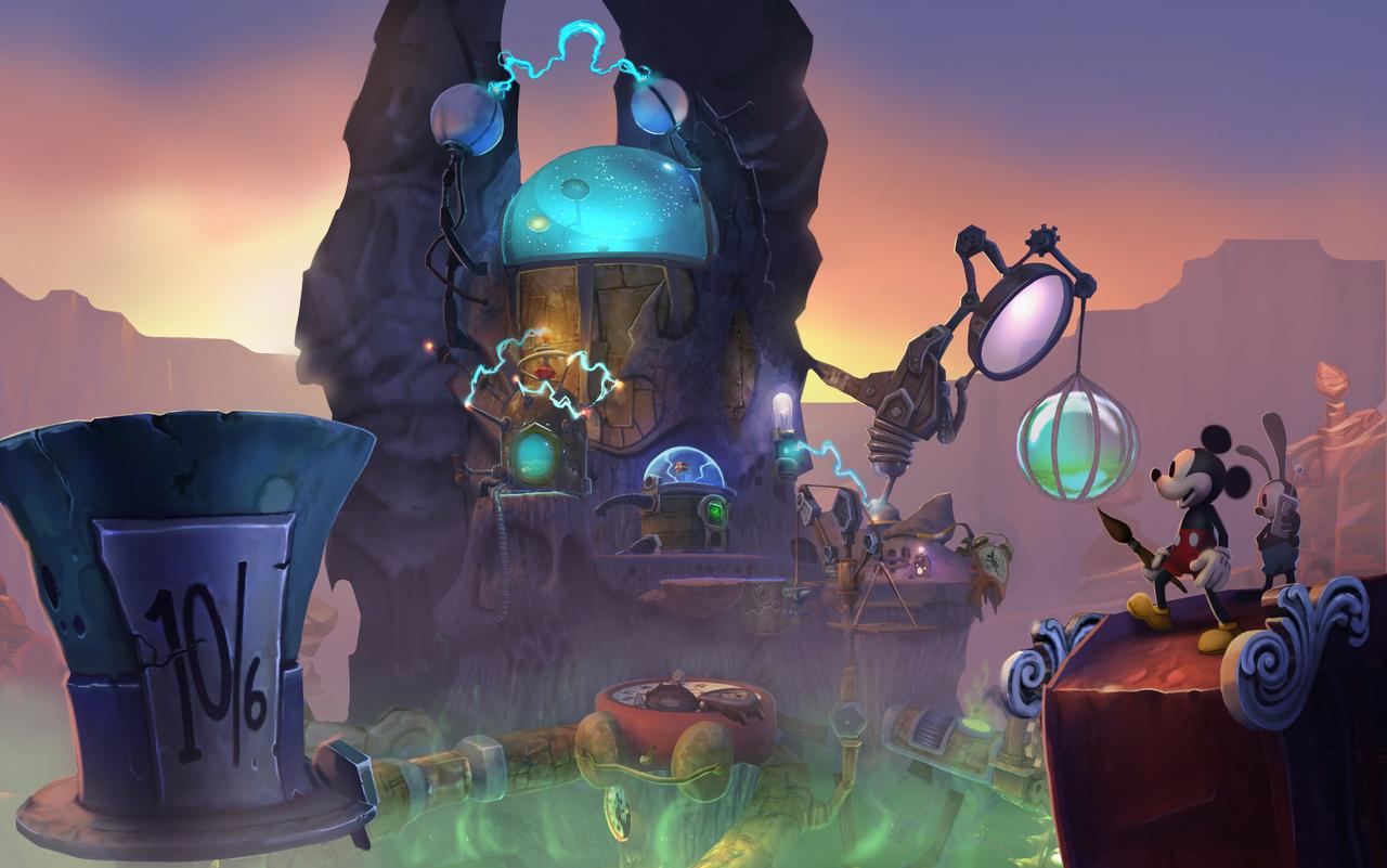 Gameplay záběry z Epic Mickey 2 69861