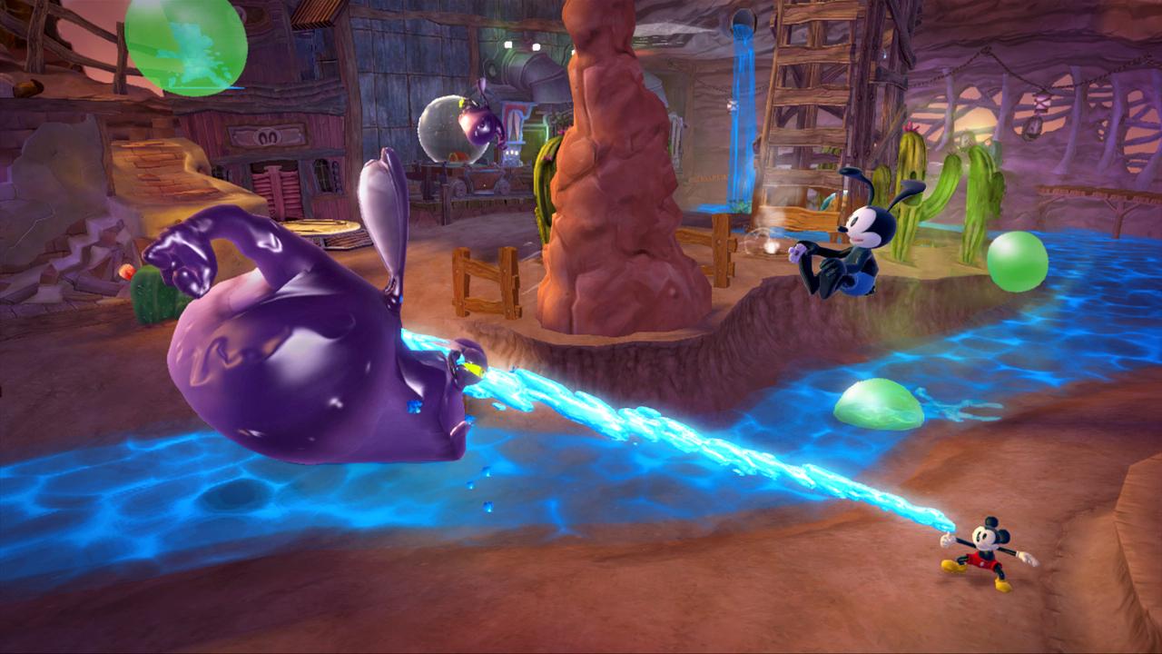 Gameplay záběry z Epic Mickey 2 69864