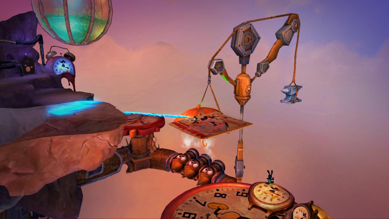 Gameplay záběry z Epic Mickey 2 69867