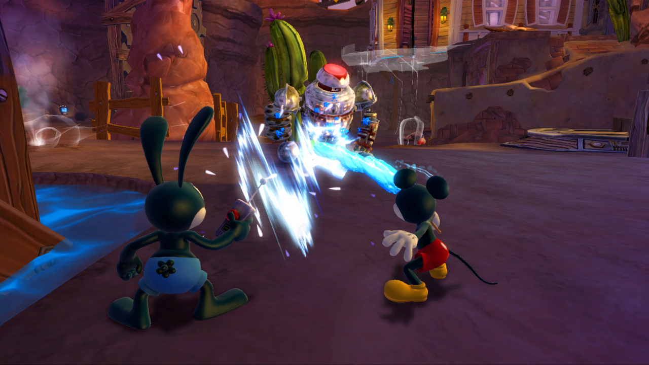 Gameplay záběry z Epic Mickey 2 69868