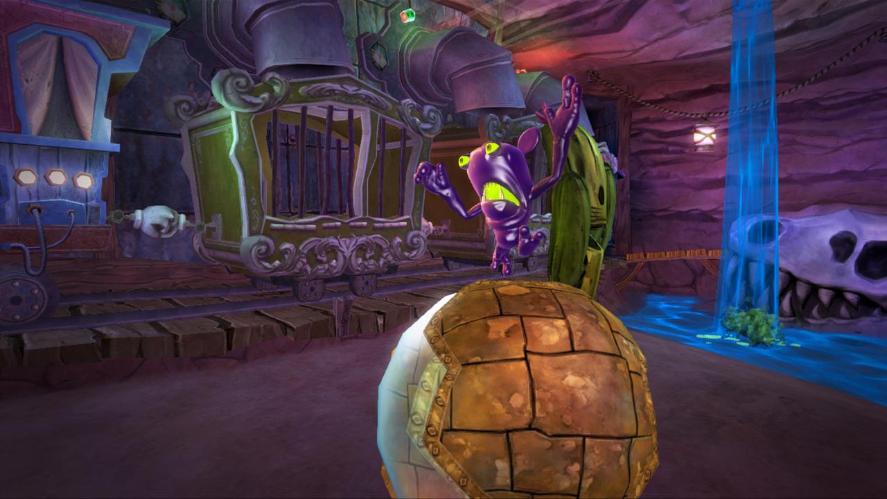Gameplay záběry z Epic Mickey 2 69869