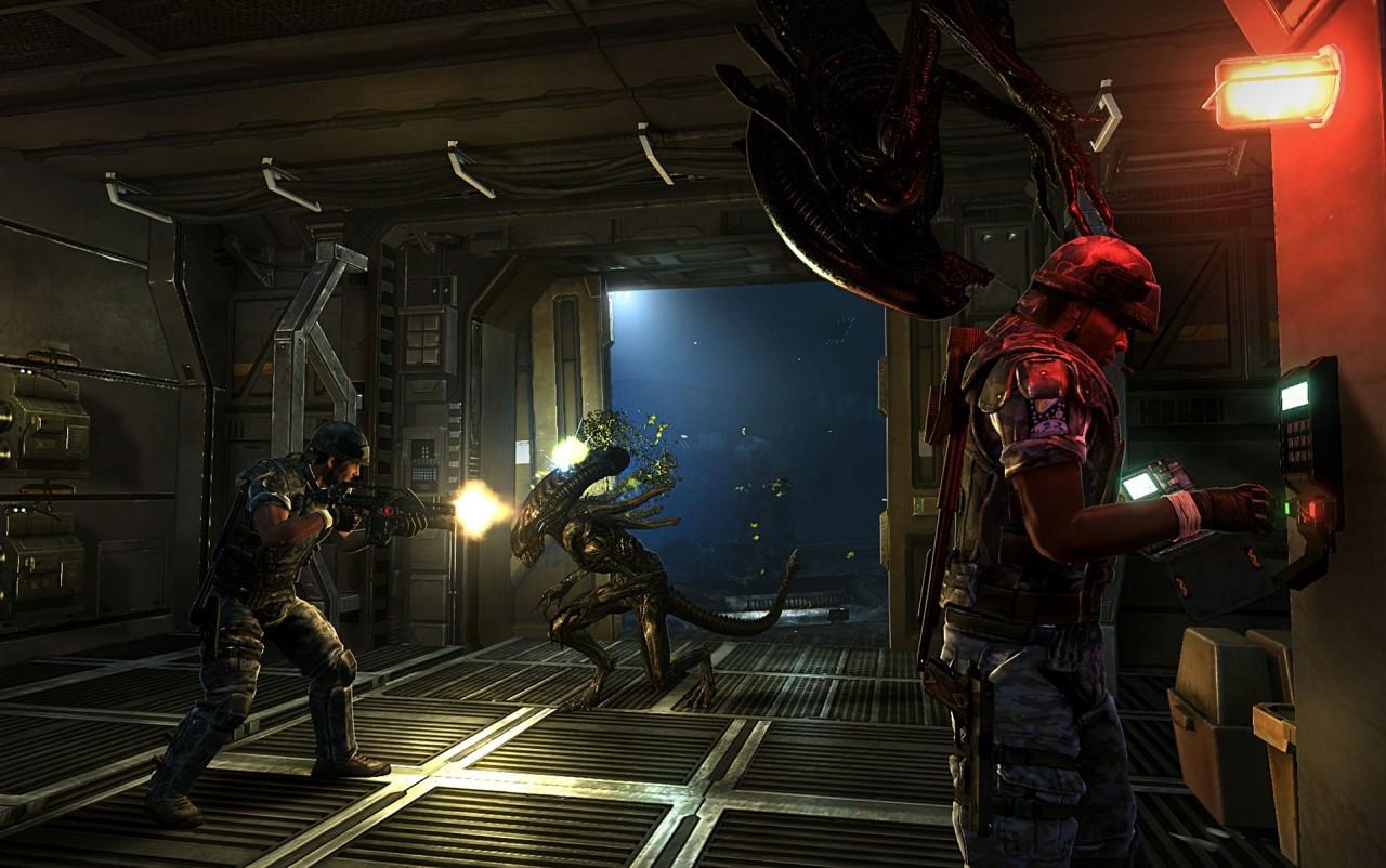 Aliens: Colonial Marines – Facehuggera na vás, pánové 69926