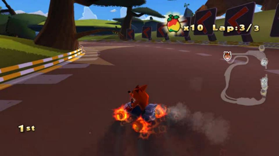 O tohle jsme přišli, Crash Team Racing 2010 69948