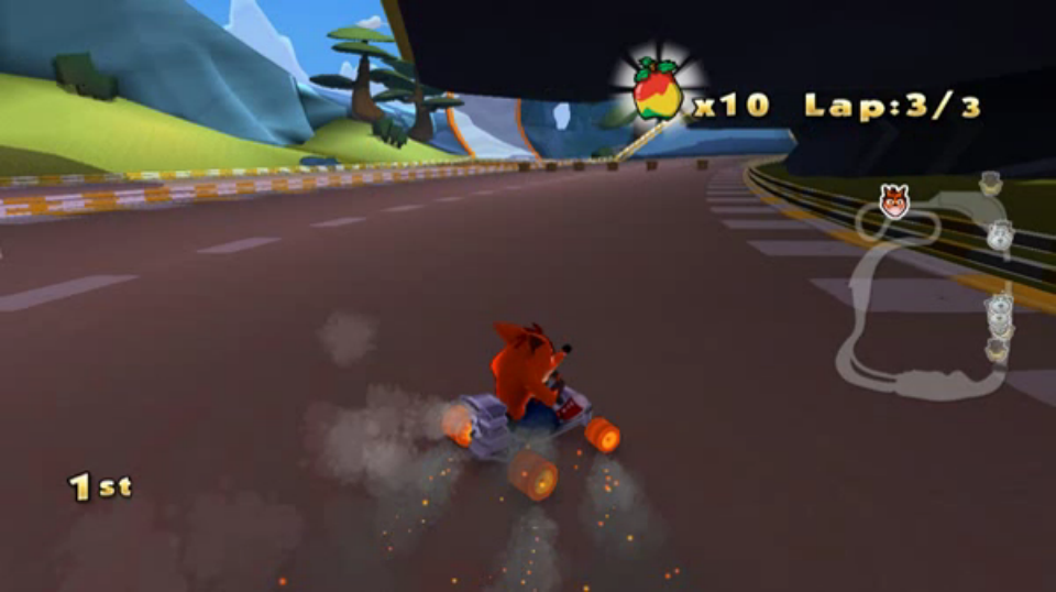 O tohle jsme přišli, Crash Team Racing 2010 69949