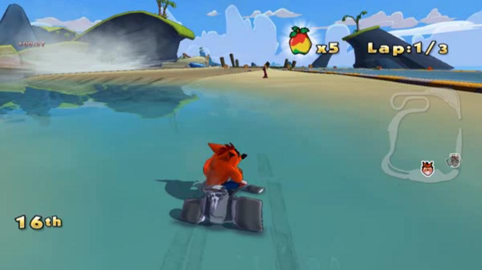 O tohle jsme přišli, Crash Team Racing 2010 69954
