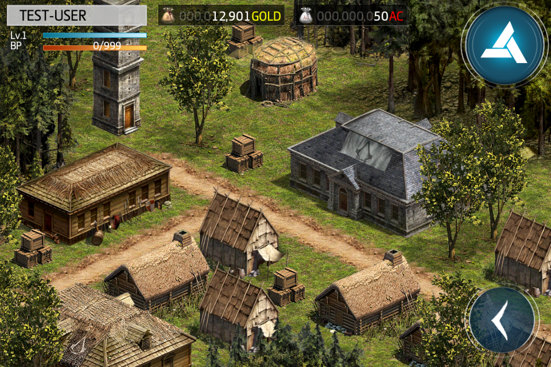 Assassin's Creed: Utopia bude budovatelský strategický simulátor 70001