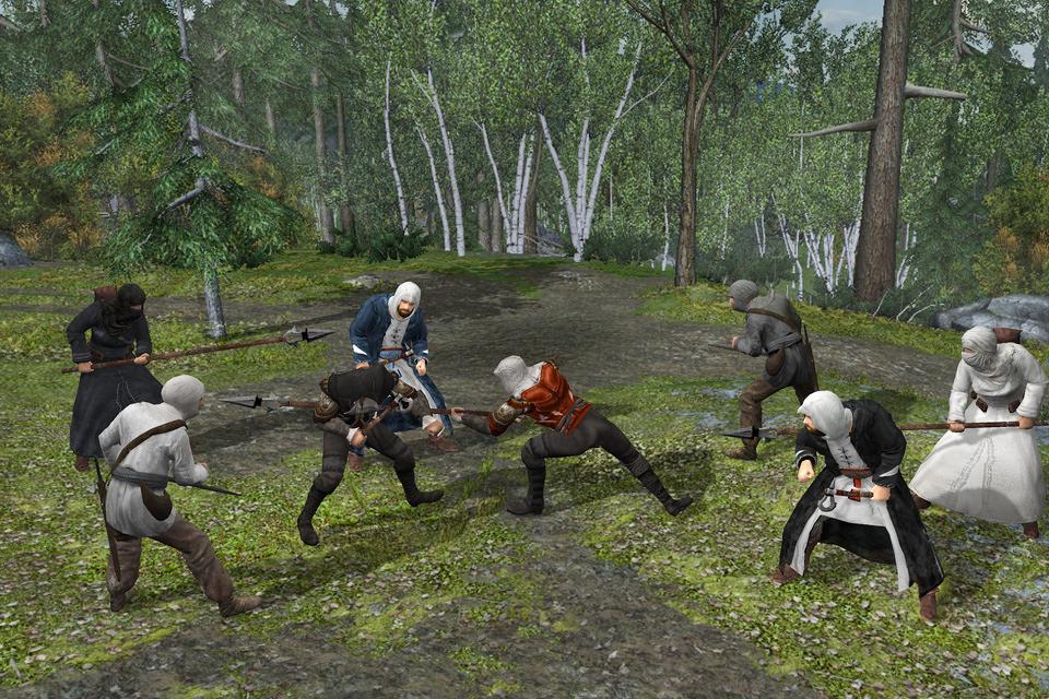Assassin's Creed: Utopia bude budovatelský strategický simulátor 70003