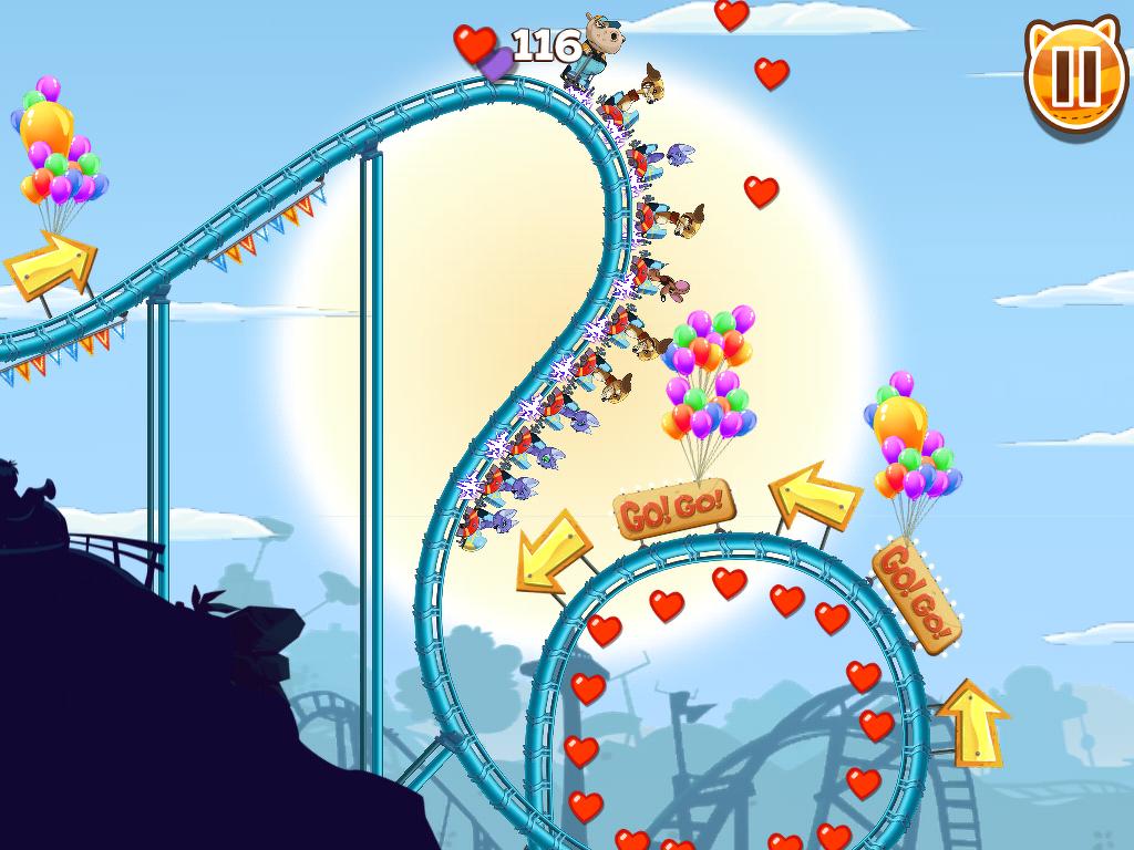 Tvůrci Trials chystají fyzikální arkádu Nutty Fluffies 70032