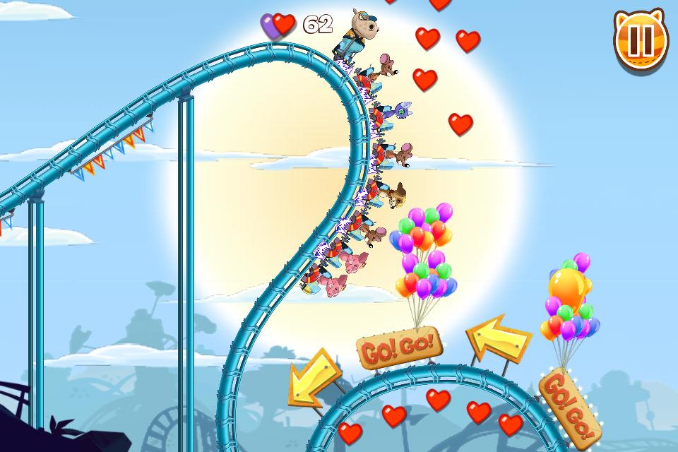 Tvůrci Trials chystají fyzikální arkádu Nutty Fluffies 70039