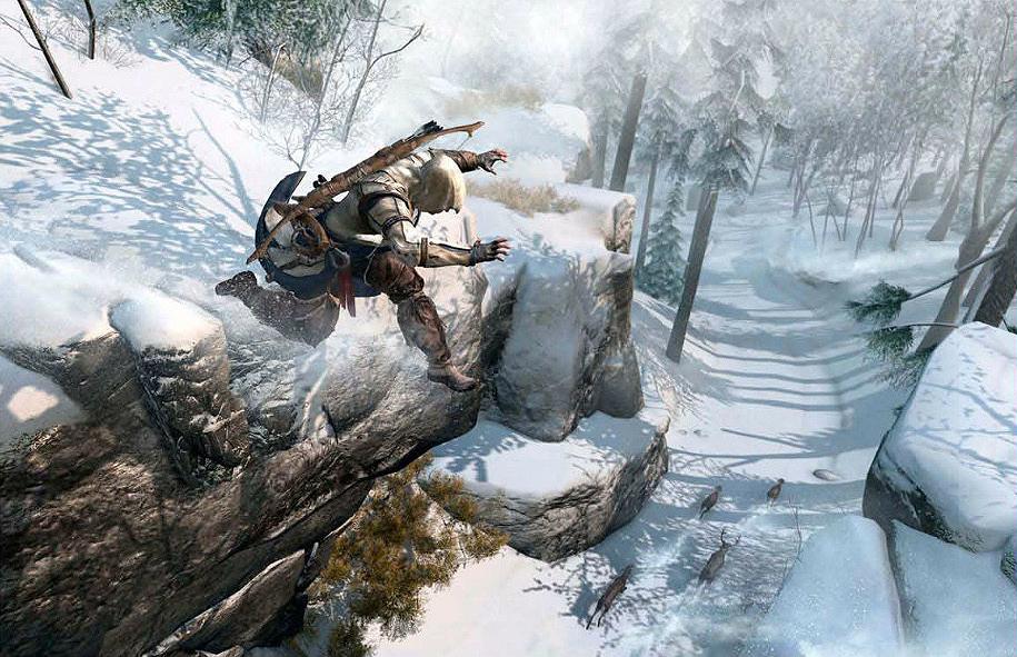 Nové obrázky z Assassin's Creed 3 70042