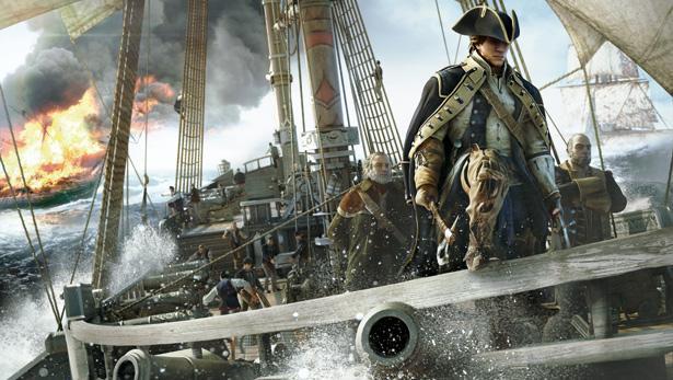 Nové obrázky z Assassin's Creed 3 70044