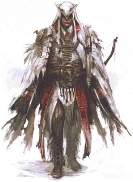 Nové obrázky z Assassin's Creed 3 70045