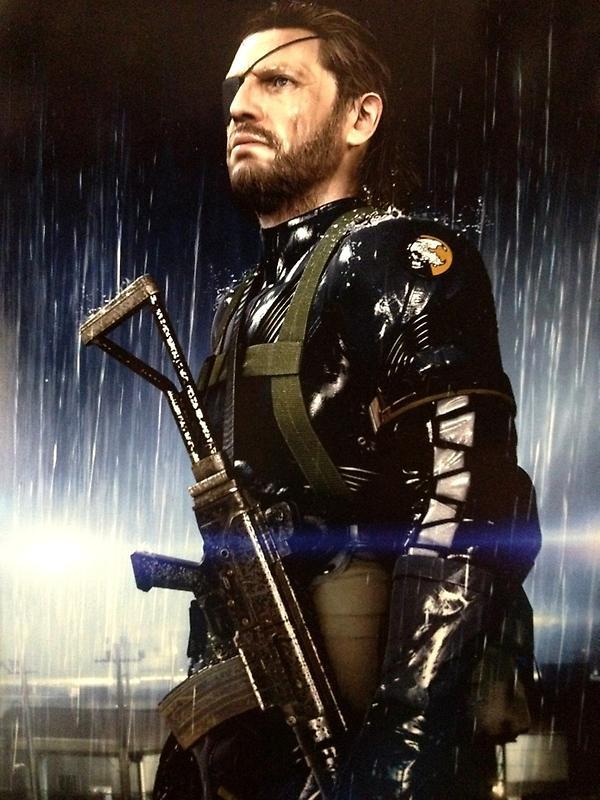 Snake v Metal Gear Solid: Ground Zeroes není starý 70046